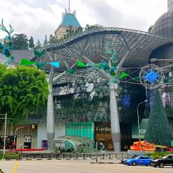 Ion Mall on Orchard Road