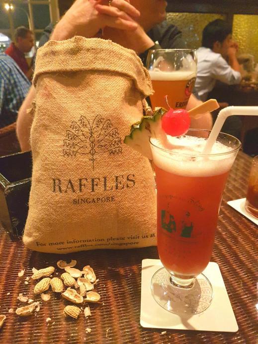 Raffles - Long John Bar
