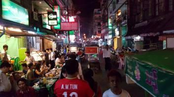 9th street - Yangon