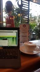 British Coffeshop in Nimman area