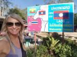 Arriving Laos