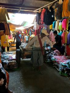 A market in Inle