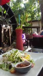 Great food at Fahtara coffe