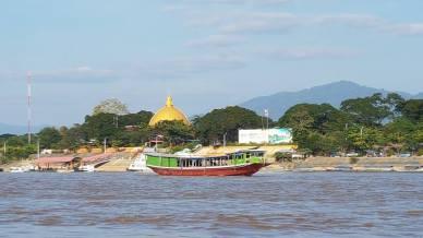 Laos in sight