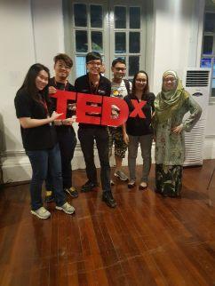 TEDx night @CAT