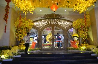 decorations for Tet - Vietnamese new year