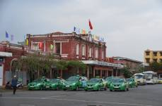 Train Station in Hue