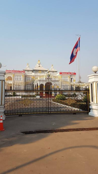 The President palace