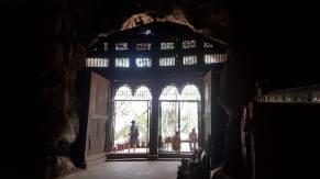 Upper cave
