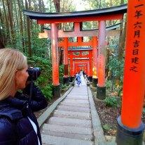 Fushimi Inari Taisha - A 1000 Torii gates