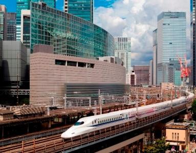 Shinkansen_Osaka