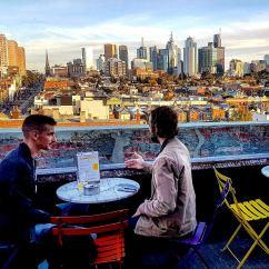 Fitzroy rooftop